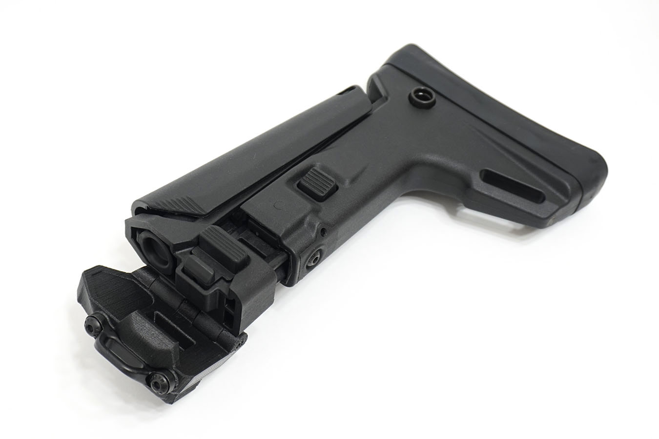 Acr Stock Adapter For Swiss Armssig Sg550 Series Rifles Gsdesignsca