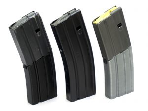 ASC/Type 1 LAR-15 Magazine Body Extensions
